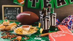 Throw a Virtual Super Bowl Party